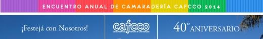 Encuentro Anual de Cámaraderia CAFFCo 2014 – 5 de Diciembre