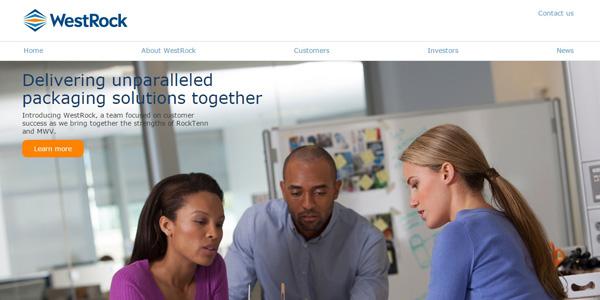FUSIONES Y ADQUISICIONESEEUU: WestRock anuncia adquisición de SP Fiber Holdings
