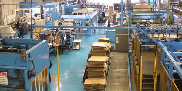 INFORME ESTADÍSTICO Fuerte suba en ventas de Cartón Corrugado en julio