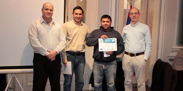 CAPACITACIÓN CAFCCo realizó el Curso sobre Procesos de Fabricación en Cartón Corrugado