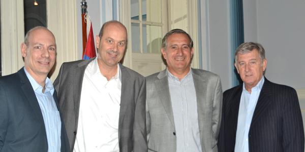 ENCUENTRO DE FORMACIÓN Y ANÁLISIS Actualidad Económica con Federico Sturzenegger