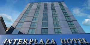 Interplaza Hotel Web