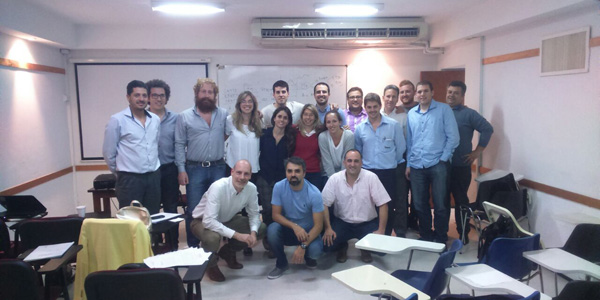 CAPACITACIÓNVolvió la capacitación a Rosario con un Taller de Análisis de Costos