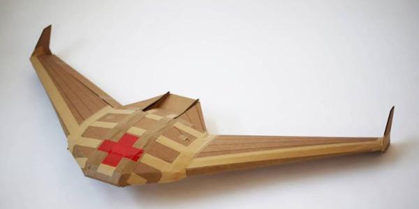 NOVEDADESLlegan los drones descartables