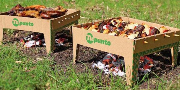 NOVEDADESMade in Argentina: inventan parrilla portátil y descartable para hacer asado