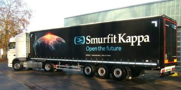 EMPRESASBalance de Smurfit Kappa para el primer trimestre del año
