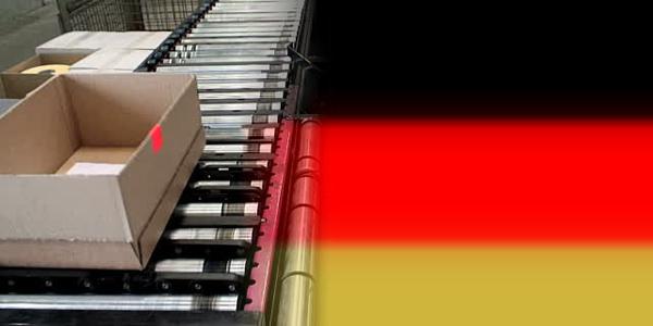 PAPELLa industria alemana, alarmada por el aumento de precio del cartón corrugado