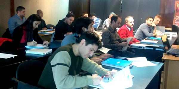 CAPACITACIÓNCAFCCo  realizó el Curso Teórico Práctico de Fabricación de Cartón Corrugado