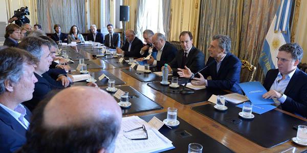 SECTOREn reunión con Macri, foresto industria pide que se invierta en plantas de celulosa y papel