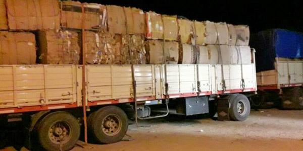 MEDIO AMBIENTESan Luis recicla 18 toneladas de cartón y lo comercializa a Zucamor
