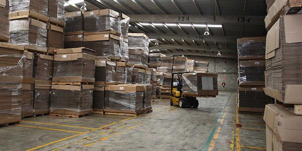REGIONALBrasil: Ventas de cartón corrugado suben el 6,2% en septiembre