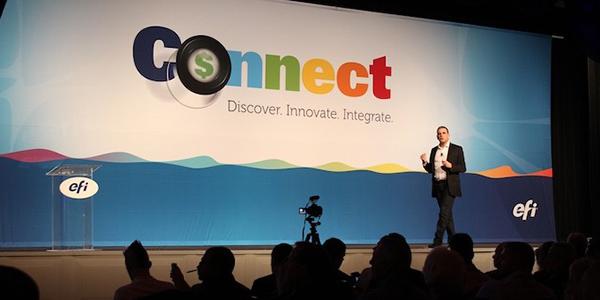 FERIAS Y EVENTOSComenzó EFI Connect en Las Vegas y CAFCCO está presente con todas las novedades para el sector