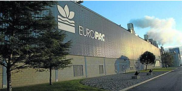 FUSIONES Y ADQUISICIONESEuropac invierte cinco millones y crea 30 empleos en España