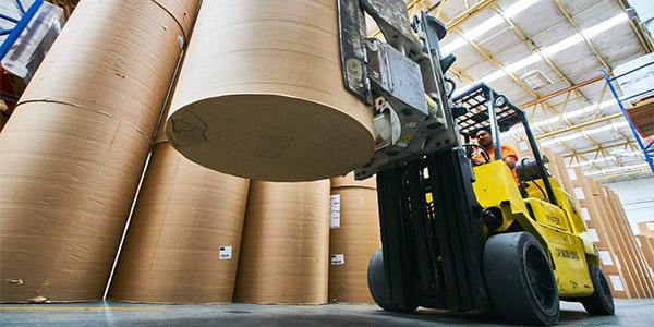 INTERNACIONALEEUU: La producción de papel para corrugar subió 5% pero cedió la venta de cajas en septiembre