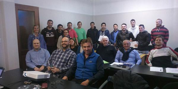 CAPACITACIÓNParticipe del Curso de Proceso de Fabricación de Corrugado en Rosario