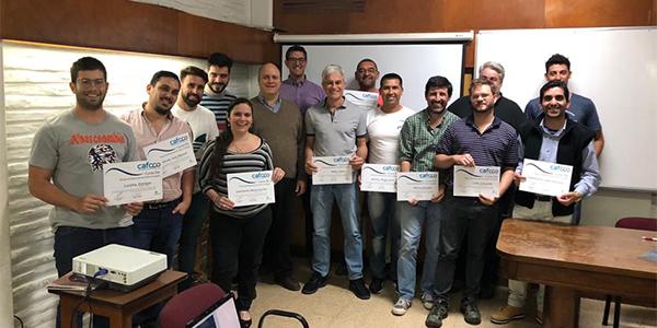 CAPACITACIONProceso de Fabricación de Corrugado en Rosario: amplia asistencia para el cierre anual de capacitaciones
