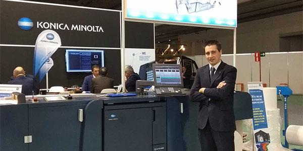 MAQUINARIAKonica Minolta trabaja en nuevos equipos digitales para cartón corrugado