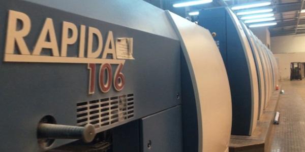MAQUINARIAKBA y Durst se unen para producir una impresora para cartón corrugado
