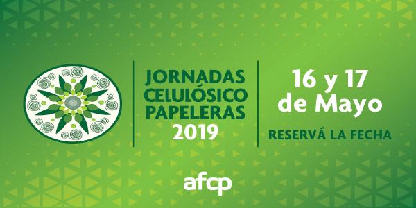 Cuenta regresiva para el comienzo de la 4° Jornadas Celulósico-Papeleras el próximo 16 de Mayo.