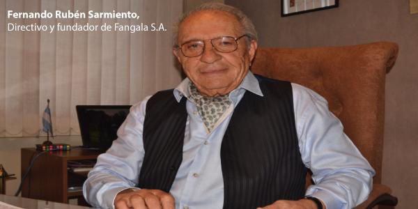 Homenaje a Fernando Sarmiento: El sector pierde a un empresario que supo forjar su propio camino