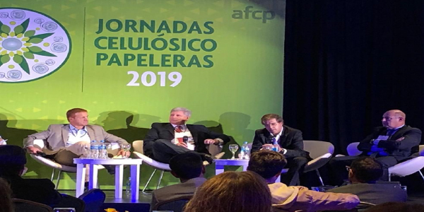 IV Jornada Celulósico Papelera: Un espacio de debate para la industria