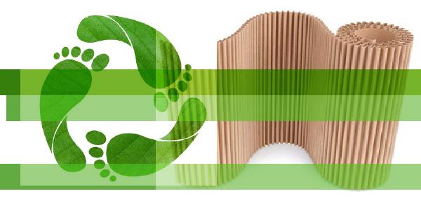 Los fabricantes europeos de envases de cartón corrugado reducen su huella de carbono
