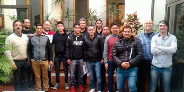 En Córdoba, se llevó a cabo el Curso sobre procesos de Fabricación de Corrugado