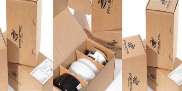 Una brillante idea para una caja de lámparas fue galardonada con el premio ScanStar
