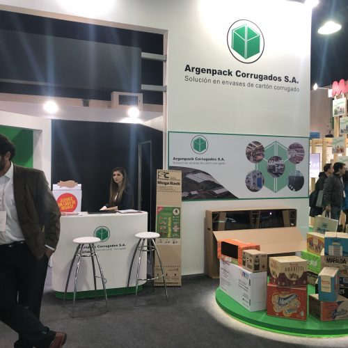 Stand Argenpack II