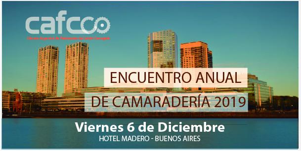 CAFCCo cierra el año con el esperado Encuentro Anual de Camaradería 2019