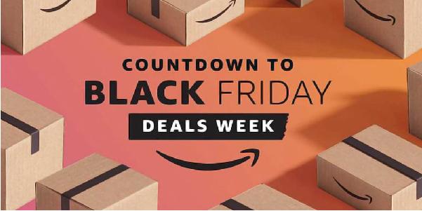 Black Friday: La increíble caja de cartón corrugado de Amazon en los Días de Descuentos