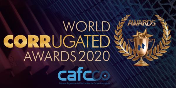 Premio Mundial de Corrugado 2020: CAFCCo comenzó la pre-selección regional para el concurso
