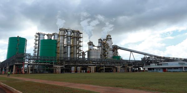 Klabin vende la fábrica de kraftliner de Nova Campina