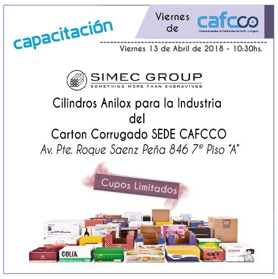 Viernes de Cafcco 13 de Abril