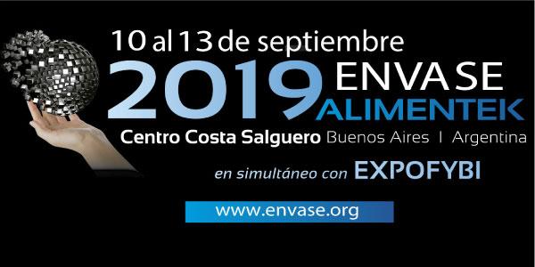 En Septiembre llega una nueva edición de la Feria del Envase. CAFCCo estará presente con Stand propio