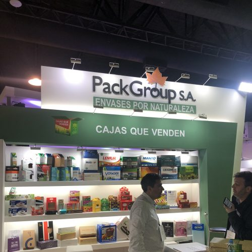 Stand Packgroup