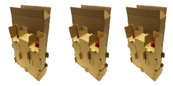 Una nueva y revolucionaria gama de soluciones E-Commerce de cajas para vino y aceite