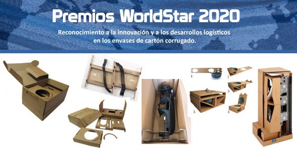 Reconocimiento a la innovación y a los desarrollos logísticos en los envases de cartón corrugado