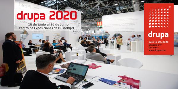 La drupa 2020 se abraza al futuro